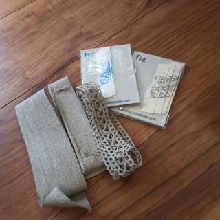 フォグリネンワーク(fog linen work)のfog linenwork 手芸小物set(各種パーツ)