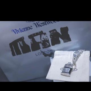 ヴィヴィアンウエストウッド(Vivienne Westwood)のVivienne Westwood MILOS ネックレス(ネックレス)