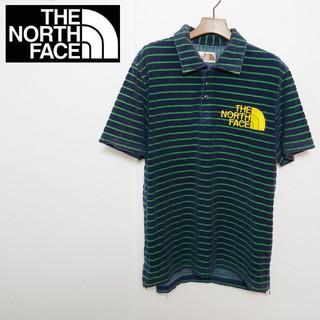 ザノースフェイス(THE NORTH FACE)のTHE NORTH FACE ノースフェイス パイル生地ポロシャツ(ポロシャツ)