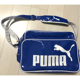 プーマ(PUMA)のPUMA ★ エナメルバック  スポーツバック ✨連休値下げ価格✨(その他)