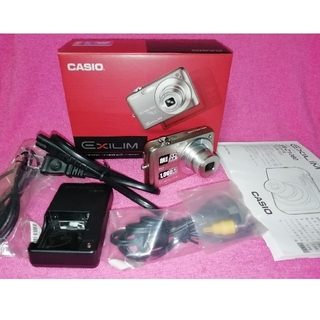 カシオ(CASIO)のCASIOEXILIM EX-Z1050(コンパクトデジタルカメラ)