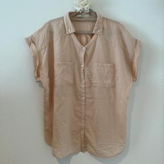 ルカ(LUCA)のLUCA 襟付きブラウス(シャツ/ブラウス(半袖/袖なし))