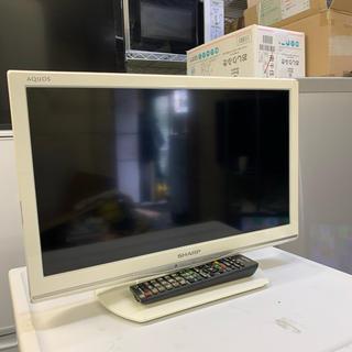 シャープ(SHARP)のシャープ テレビ lc-19k20 2015年製(テレビ)