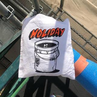 ホリデイ(holiday)のholiday loophole bag トート エコバッグ(トートバッグ)
