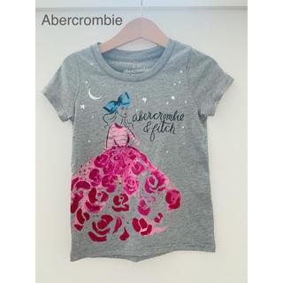 アバクロンビーアンドフィッチ(Abercrombie&Fitch)の♡アバクロ♡キッズ♡半袖T 3/4サイズ♡(Tシャツ/カットソー)