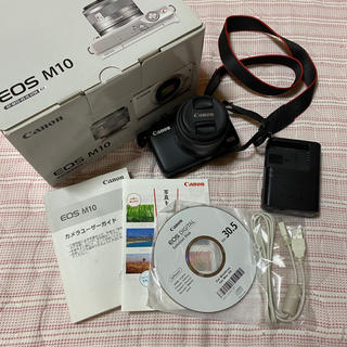 Canon - Canon ミラーレス一眼 EOSM10