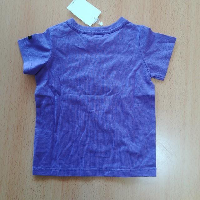 DOUBLE.B(ダブルビー)のミキハウス ダブルビー Tシャツ80 キッズ/ベビー/マタニティのベビー服(~85cm)(Tシャツ)の商品写真