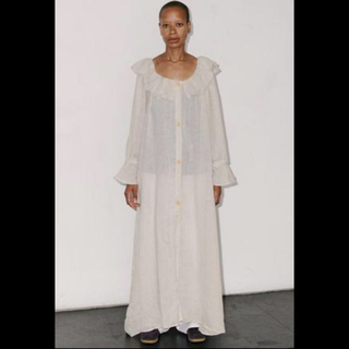 エディットフォールル(EDIT.FOR LULU)のbaserange  suzanne dress(ロングワンピース/マキシワンピース)