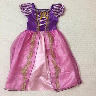 ラプンツェル ドレス