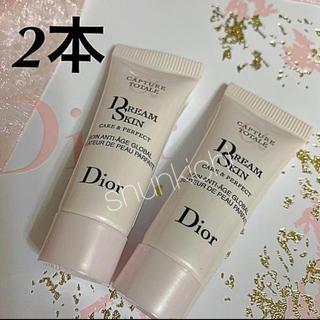 クリスチャンディオール(Christian Dior)の14ml Dior カプチュールトータル ドリームスキン ケア & パーフェクト(乳液/ミルク)