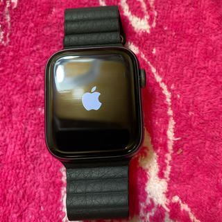 アップルウォッチ(Apple Watch)のApplewatch シリーズ5 NIKE セルラー(腕時計(デジタル))