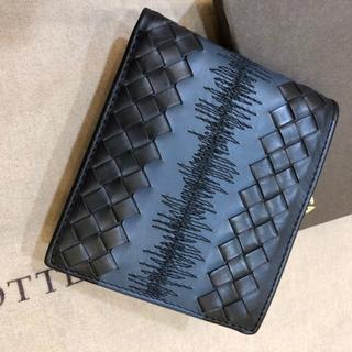 ボッテガヴェネタ(Bottega Veneta)の新品未使用 ボッテガヴェネタ 折り財布 イントレ(折り財布)