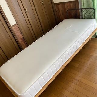 ムジルシリョウヒン(MUJI (無印良品))の無印 スモール ベッド (その他)