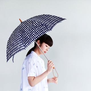 ミナペルホネン(mina perhonen)のミナペルホネン  傘 sora check 晴雨兼用(傘)