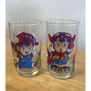 アサヒ(アサヒ)のDr.スランプアラレちゃん グラスセット(グラス/カップ)