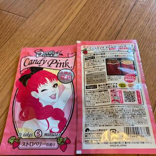 イシザワケンキュウジョ(石澤研究所)のクイスクイス デビルズトリックキャンディピンク(カラーリング剤)