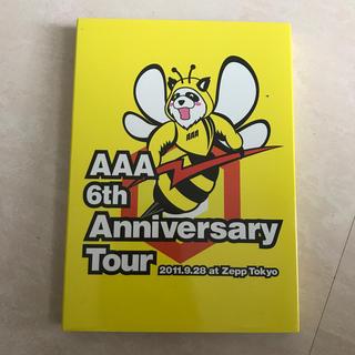 トリプルエー(AAA)のAAA 6th Anniversary Tour 2011.9.28 at Ze(ミュージック)