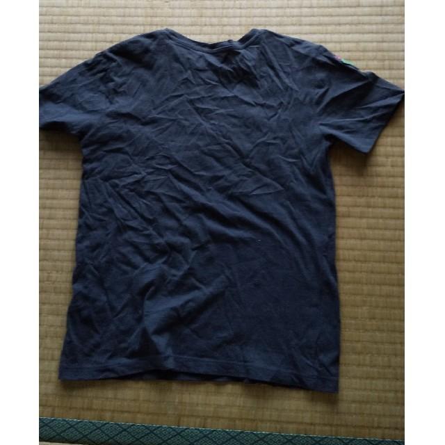 ZARA(ザラ)の122cm 半袖 黒 🌵 キッズ/ベビー/マタニティのキッズ服男の子用(90cm~)(Tシャツ/カットソー)の商品写真