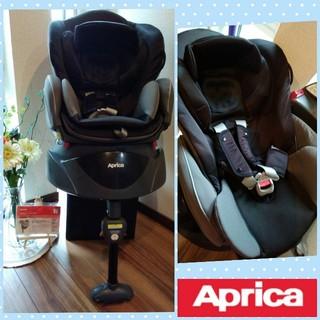 Aprica - ⒈●大人気⚫美品⚫アップリカ フラディア●ベッド型●回転式チャイルドシート