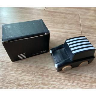 kiko+ kuruma プルバックカー 木のおもちゃ(電車のおもちゃ/車)