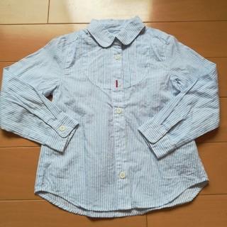デッサン アンタイトル 100〜110サイズ ギンガムチェック 子供服