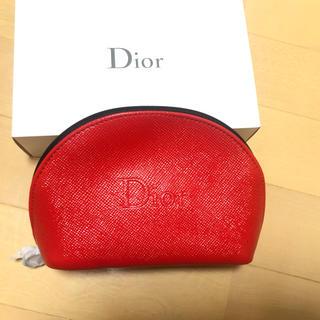 ディオール(Dior)のDiorノベルティーポーチ(ノベルティグッズ)