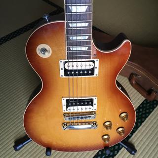 ギブソン(Gibson)の[超急募] Gibson LesPaul ギブソンレスポール新同品。値下げ可能!(エレキギター)