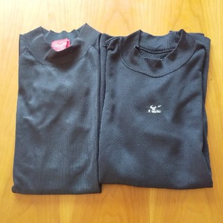 ミズノ(MIZUNO)の少年野球 アンダーシャツ 2枚セット(ウェア)