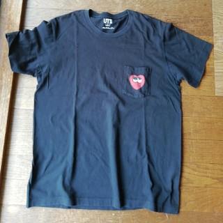 アイオーデータ(IODATA)のKAWS&UNIQLOコラボレーションTシャツ(Tシャツ/カットソー(半袖/袖なし))