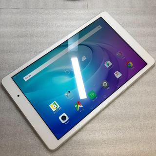 アンドロイド(ANDROID)のaki653 完動品 Y!moble MediaPad T2 Pro 606HW(タブレット)