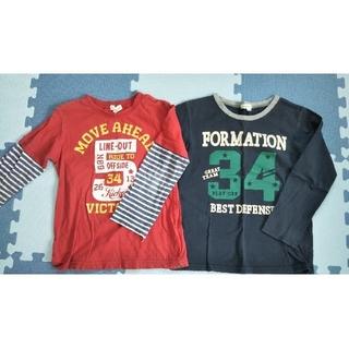 サンカンシオン(3can4on)の3can4on(サンカンシオン)長袖Tシャツ2枚セット(Tシャツ/カットソー)