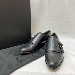 アレキサンダーワン(Alexander Wang)の【SALE】アレキサンダーワン オックスフォード ドレスシューズ 36 黒(ローファー/革靴)