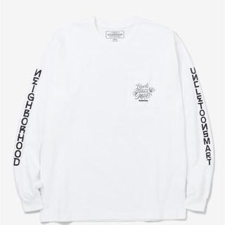 ネイバーフッド(NEIGHBORHOOD)のNEIGHBORHOOD TOONS MART LS ネイバーフッド ロンT M(Tシャツ/カットソー(七分/長袖))