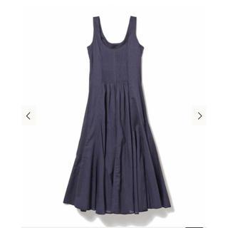 デミルクスビームス(Demi-Luxe BEAMS)のMARIHA 海の月影のドレス(ロングワンピース/マキシワンピース)
