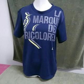 ルコックスポルティフ(le coq sportif)のle coq sportif Tシャツ レディースM-L メンズS相当(トレーニング用品)