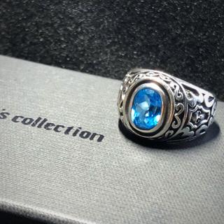 エムズコレクション(M's collection)の値下げ✩M's collection シルバーリング エムズコレコション 21号(リング(指輪))
