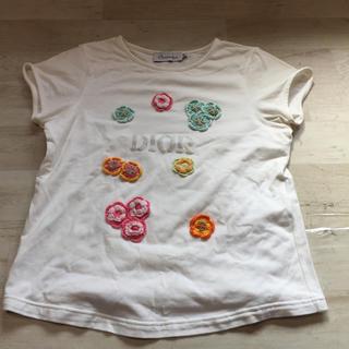 クリスチャンディオール(Christian Dior)のディオール 子供服 半袖Tシャツ サイズ12A(Tシャツ/カットソー)