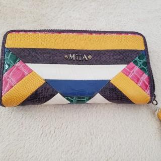 ミーア(MIIA)のMiiA 財布(財布)