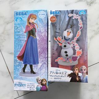アナトユキノジョオウ(アナと雪の女王)のアナと雪の女王 オラフ フィギア(キャラクターグッズ)