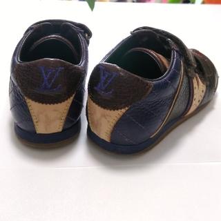ルイヴィトン(LOUIS VUITTON)のルイヴィトン ジャンク品 靴 キッズ EUR25(フォーマルシューズ)
