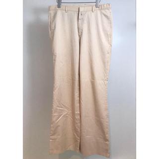 ジルサンダー(Jil Sander)のRAF期 JIL SANDER pants light beige 46(スラックス)
