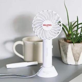 ミルクフェド(MILKFED.)のMILKFED ミニ扇風機(その他)