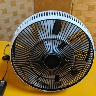 バルミューダ(BALMUDA)のバルミューダ サーキュレーター EGF-3300-WK(扇風機)