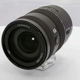 SONY - E 16-55mm F2.8 G SEL1655G