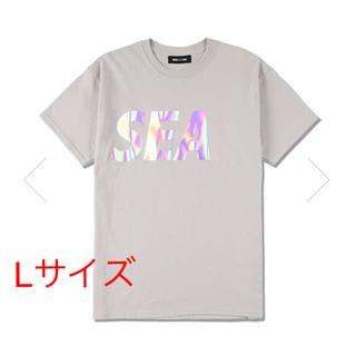 シー(SEA)のwind and sea(IRIDESCENT) T-SHIRT /GRAY (Tシャツ/カットソー(半袖/袖なし))