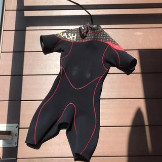 ロンハーマン(Ron Herman)の美品 RASH wetsuit スプリング M程度 ウエットスーツ(サーフィン)