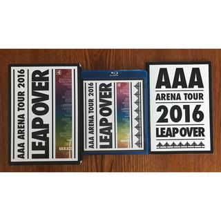 トリプルエー(AAA)のぴーた様専用 AAA LEAP OVER 初回生産限定盤(ミュージック)