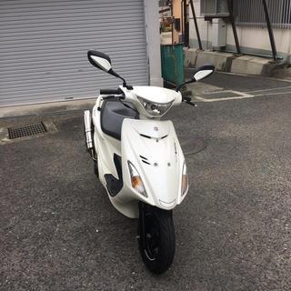 スズキ(スズキ)のアドレス125SS(車体)