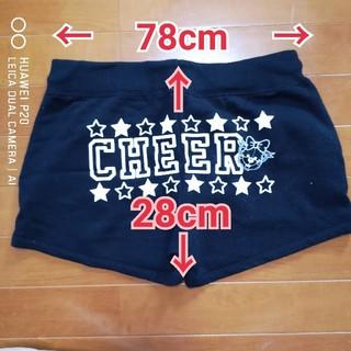 チアー(CHEER)のCHEER 練習着 パンツ ショーパン  チアダンス チアリーディング チアパン(ダンス/バレエ)