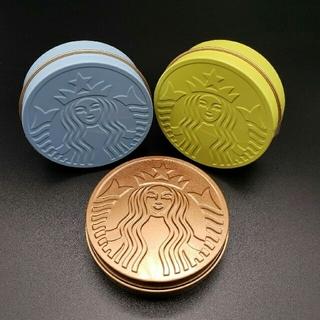スターバックスコーヒー(Starbucks Coffee)の日本未発売★海外スタバ(タイ)限定品★空缶『塩キャラメル』(その他)